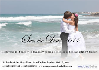 Paphos Weddings 2014